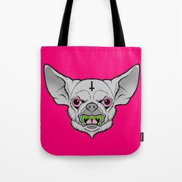 All Bark All Bite Tote Bag