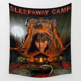 Sleepaway Camp 1983 Wall Tapestry