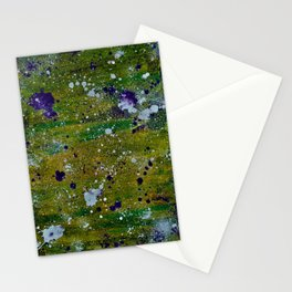 Color Splat Stationery Cards