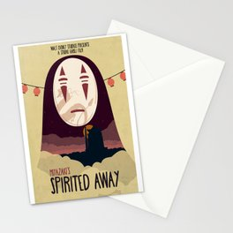 No Face Alternate Cover Stationery Cards