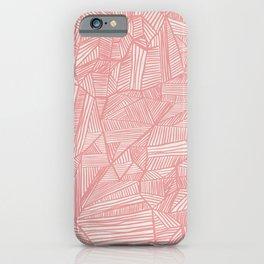 Modern improvisation 03 iPhone Case
