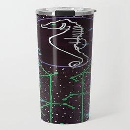 Seahorse Constellation Travel Mug