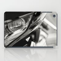 honda iPad Cases featuring Honda CBR 125 Motorcycle by Simon's Photography