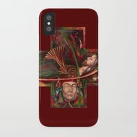 religion iPhone & iPod Cases featuring Religion (original) by Sarevski