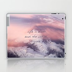 World is wide Laptop & iPad Skin