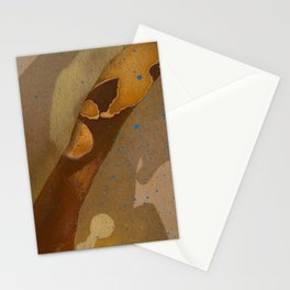 joelarmstrong_rust&gold_093 Stationery Cards