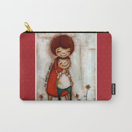 No Matter What - by Diane Duda Carry-All Pouch