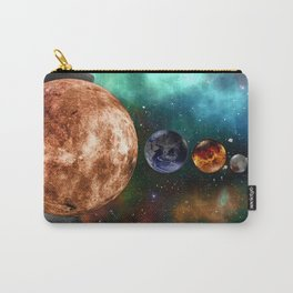 God and the Cosmos by GEN Z Carry-All Pouch