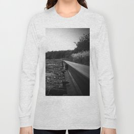 A Scene in Time of a Time Gone By Long Sleeve T-shirt