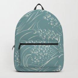 Waves no.01 Backpack