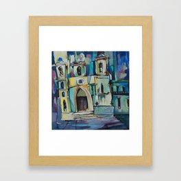 Church 1961 Framed Art Print