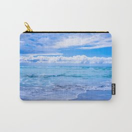 blue nuances #society6 #decor #buyart Carry-All Pouch