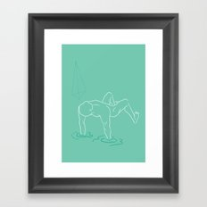 Galvanico 03 Framed Art Print