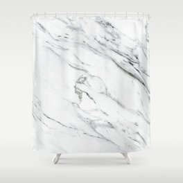Marble Art #2 Shower Curtain