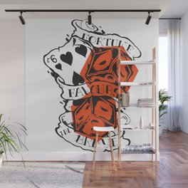 Fortune Wall Mural