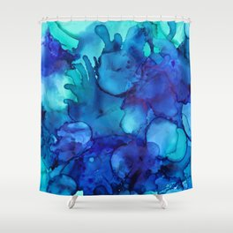 Grumpy Shower Curtain