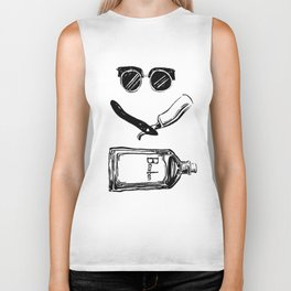 Glasses, Razo and Bourbon Biker Tank