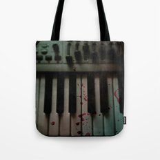 Music.Death.Analog Tote Bag