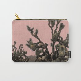 pink joshua tree Carry-All Pouch