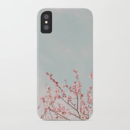 Waving in the Sky iPhone Case