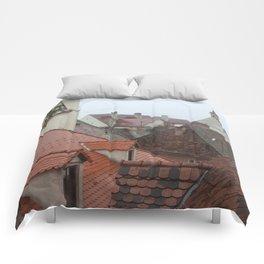 Romania roofs Comforters