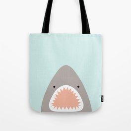 shark attack Umhängetasche