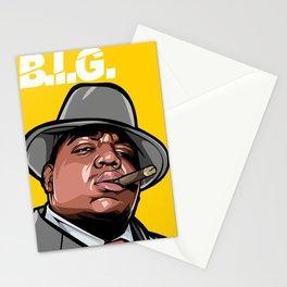 Notorious Big aka Biggie Stationery Cards