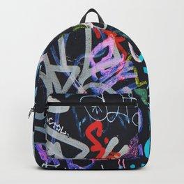 Graffiti Writing Backpack