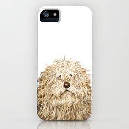 Cute Puli Dog iPhone Case