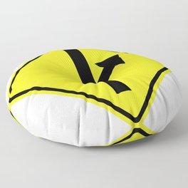 MGTOW Symbol Floor Pillow