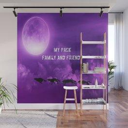 My Pack II Wall Mural