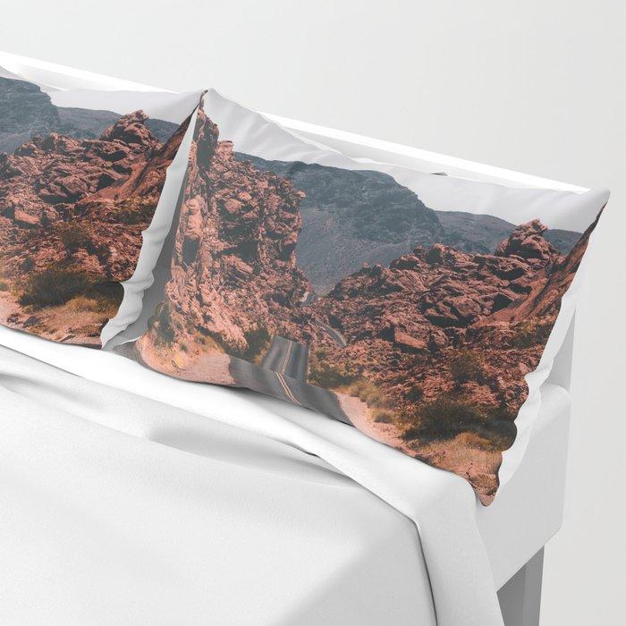 Mooned Pillow Sham