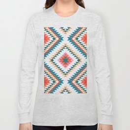 Aztec Rug 2 Long Sleeve T-shirt