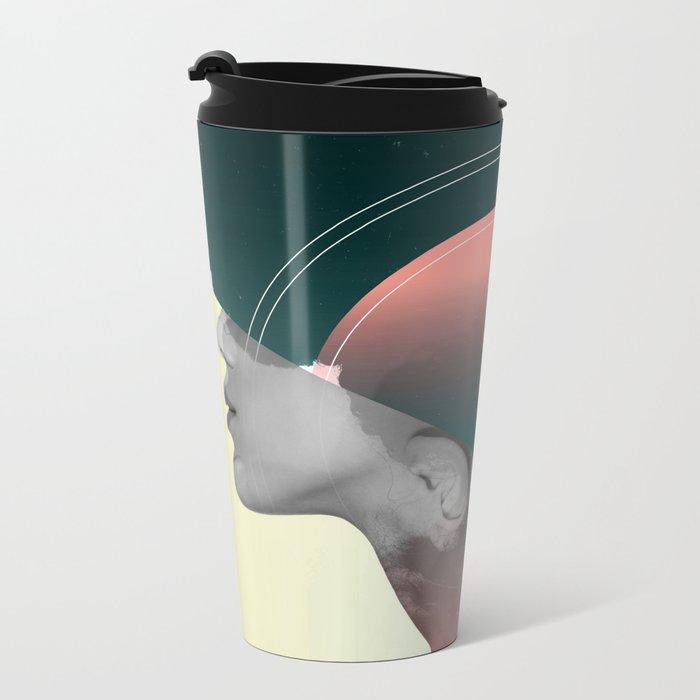 Alter ego Metal Travel Mug