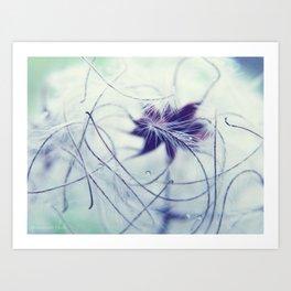 Softness 1 Art Print