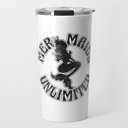 Mermaid Unlimited Travel Mug
