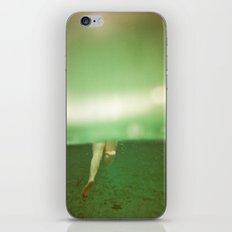 Underwater Feet iPhone & iPod Skin