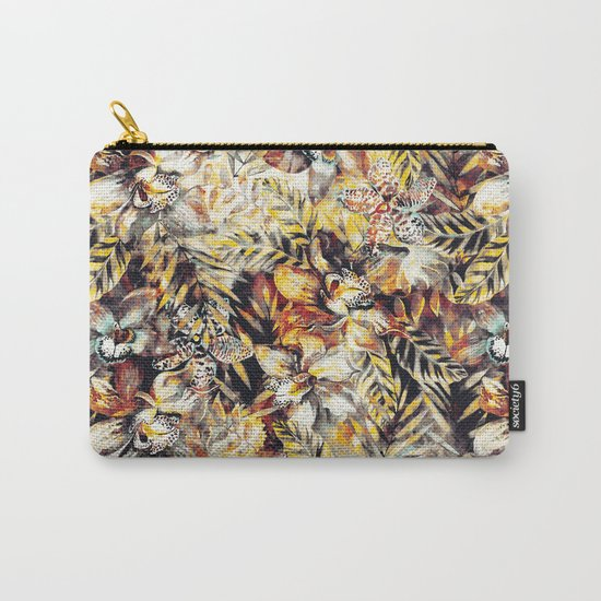 Tropical Island II Carry-All Pouch