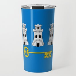 Flag of La havana Travel Mug