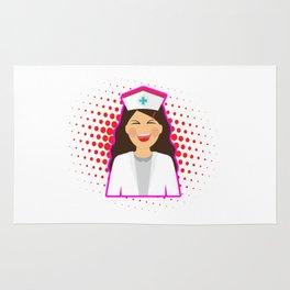 Nurse Heart Labs Design Rug