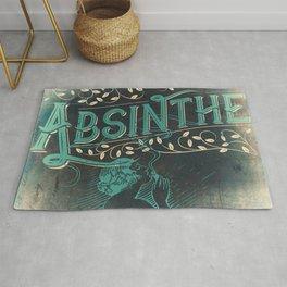 Deadly Absinthe Rug