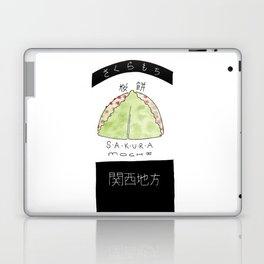 Sakura Mochi, Kansai Region Specialty  Laptop & iPad Skin