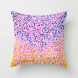 Spring Smell Throw Pillow