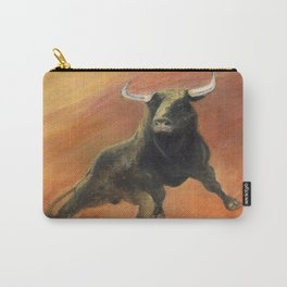 Andalucia bull Carry-All Pouch