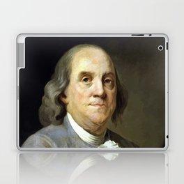 Benjamin Franklin Laptop & iPad Skin