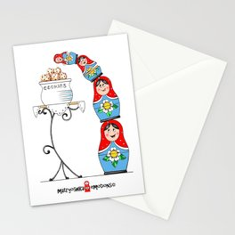 The Cookie Jar Stationery Cards