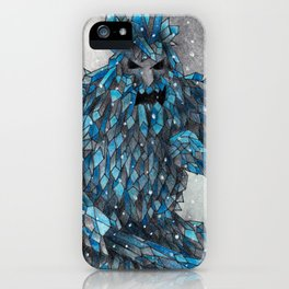 Frost Giant iPhone Case