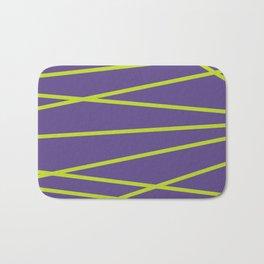 Violet Funk Bath Mat