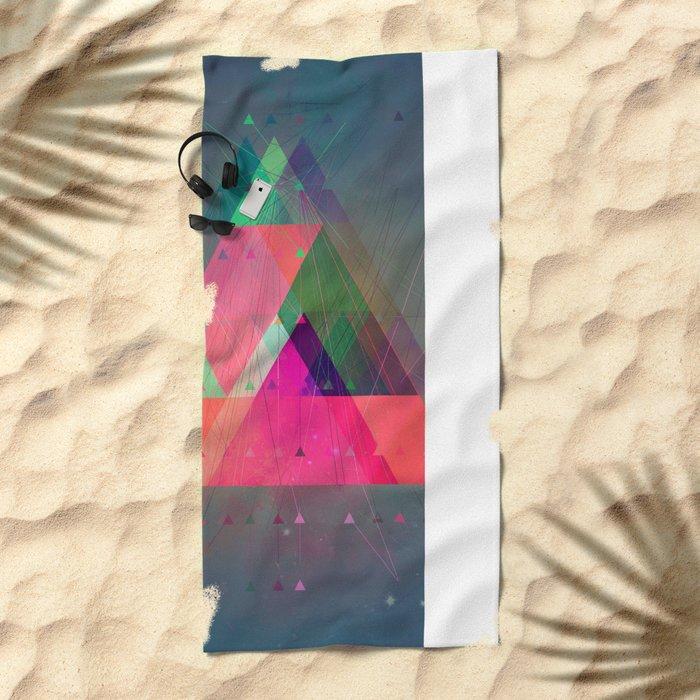 8try Beach Towel