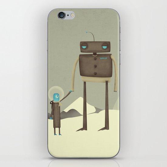 We'll Find A Home iPhone & iPod Skin